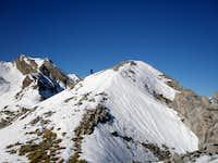 Summit of Tobazo (2049 m)