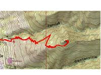 Map to Peak 6470