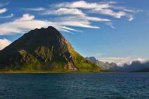 Selfjord, Lofoten Islands