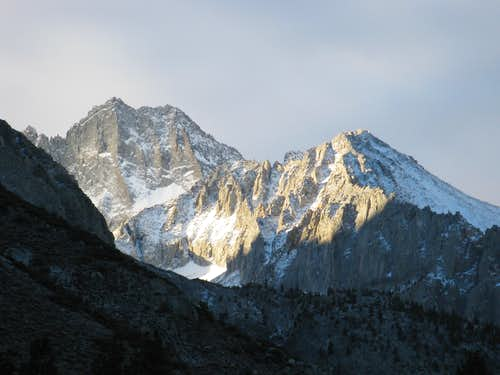Norman Clyde Peak