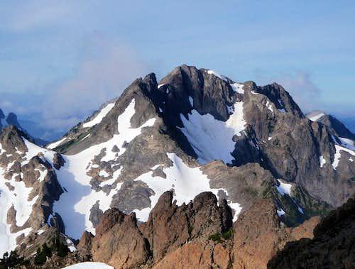Mount Skokomish