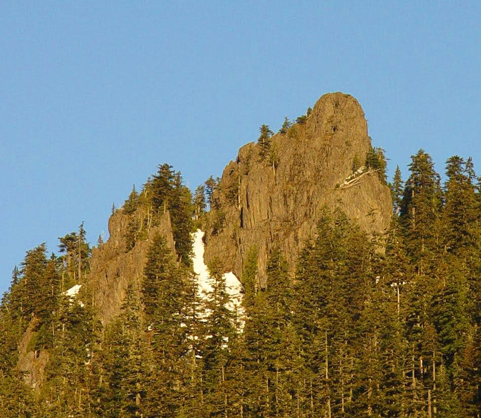 Dog Tooth Rock
