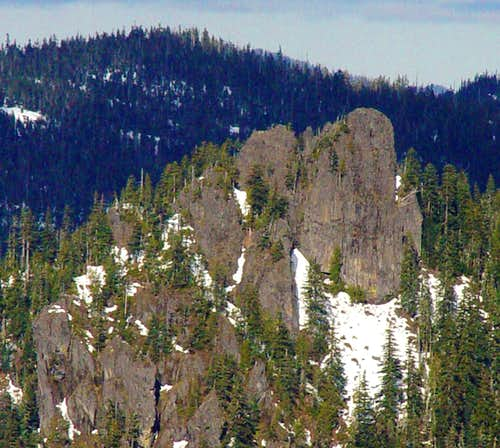 Dog Tooth Rock seen...