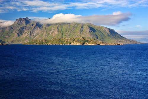 Sund, Lofoten Islands