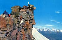summit of Gran Paradiso
