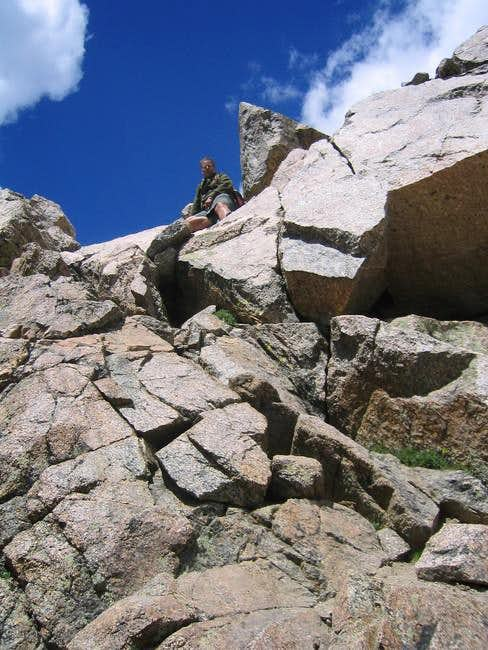the last pitch to the summit