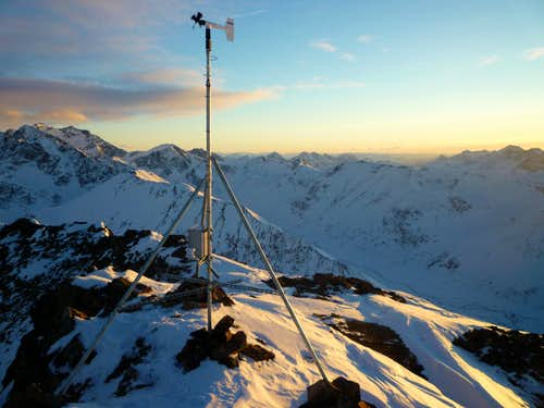 Summit Weather Station