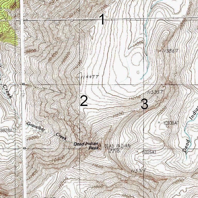 Dead Indian Peak