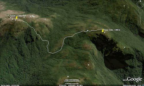 Tucum - Cerro Verde 1