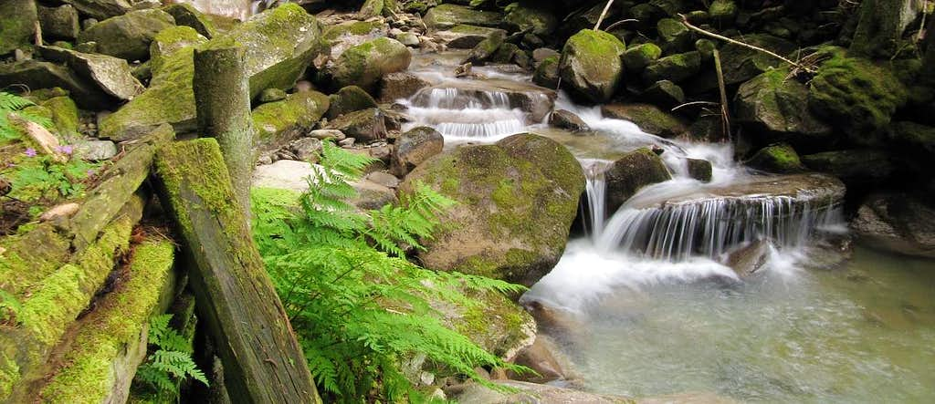 Mountain River Serenity