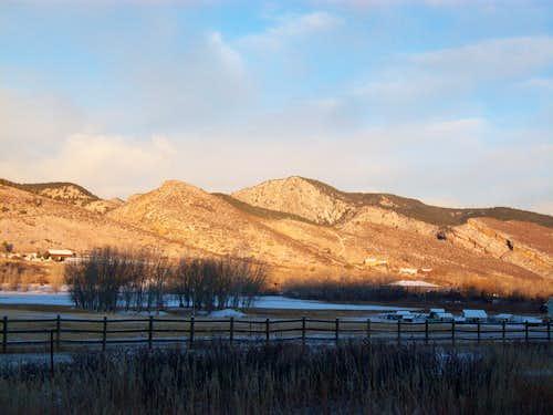 Alexander Mountain
