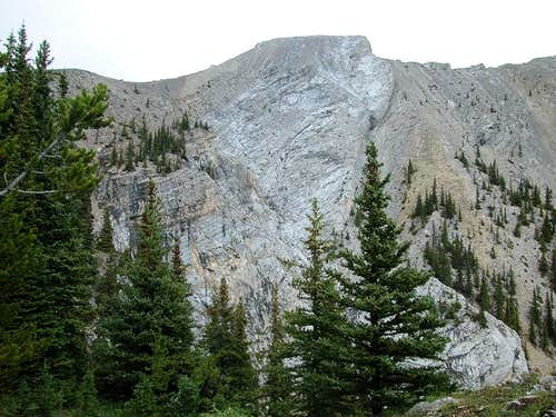 The South-east face of Mount...
