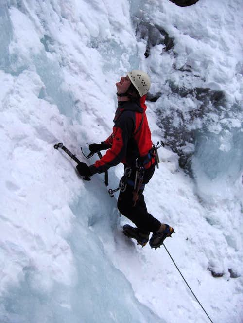Bafflfall, checking out the next pitch