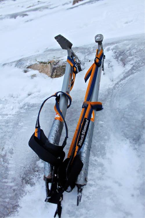Proper Ice tools