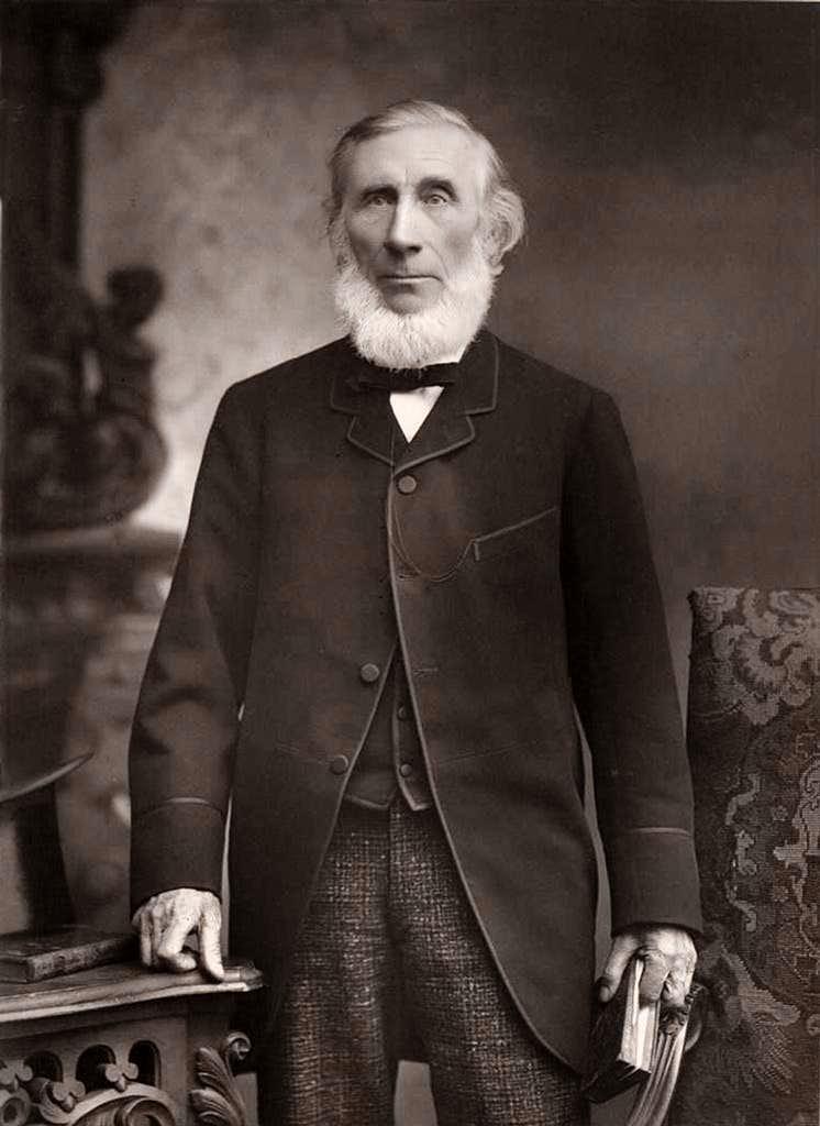 John Tyndall 1820-1893