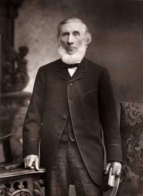John Tyndall first ascent of Mont Blanc, 1857