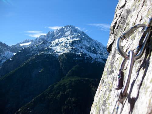 Descending the Mittagfluh