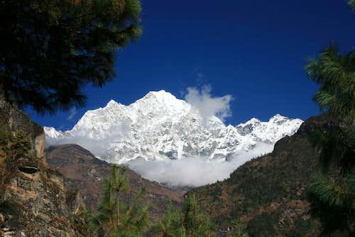 Kusum Khanguru, 6.373m