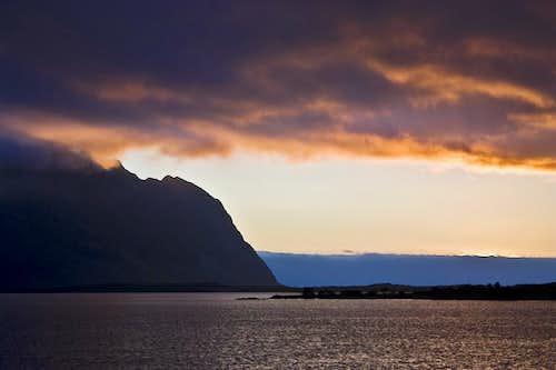God natt Lofoten!