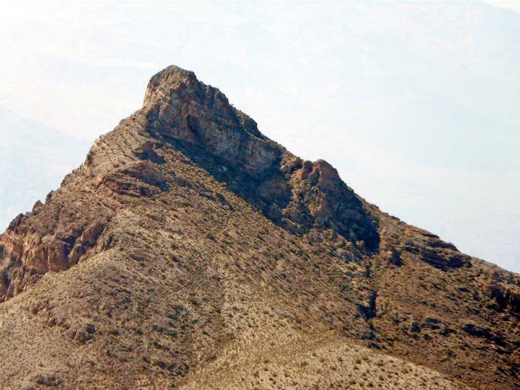 Thimble Peak from Grapevine Nipple