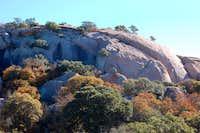 Oak and Granite