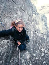 In the middle part of the...