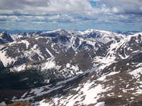 Gorge Lakes Summits