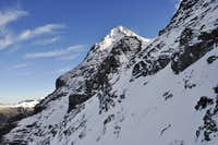 Eiger west face
