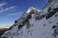 Eiger west face