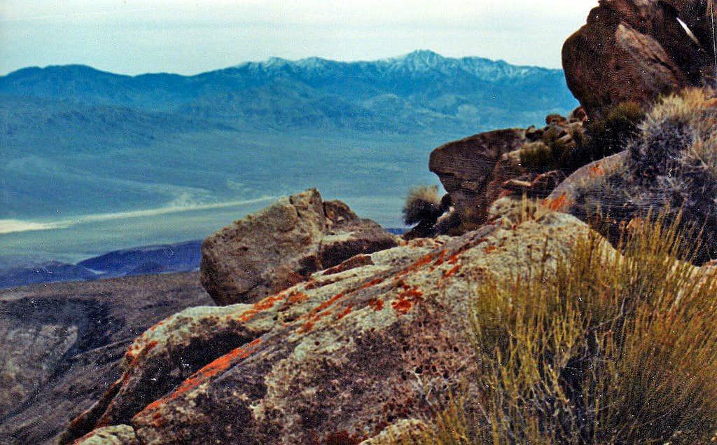 Telescope Peak from Zinc Hill