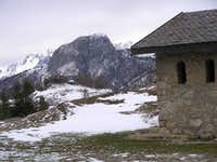 Chapel of the  Alpini