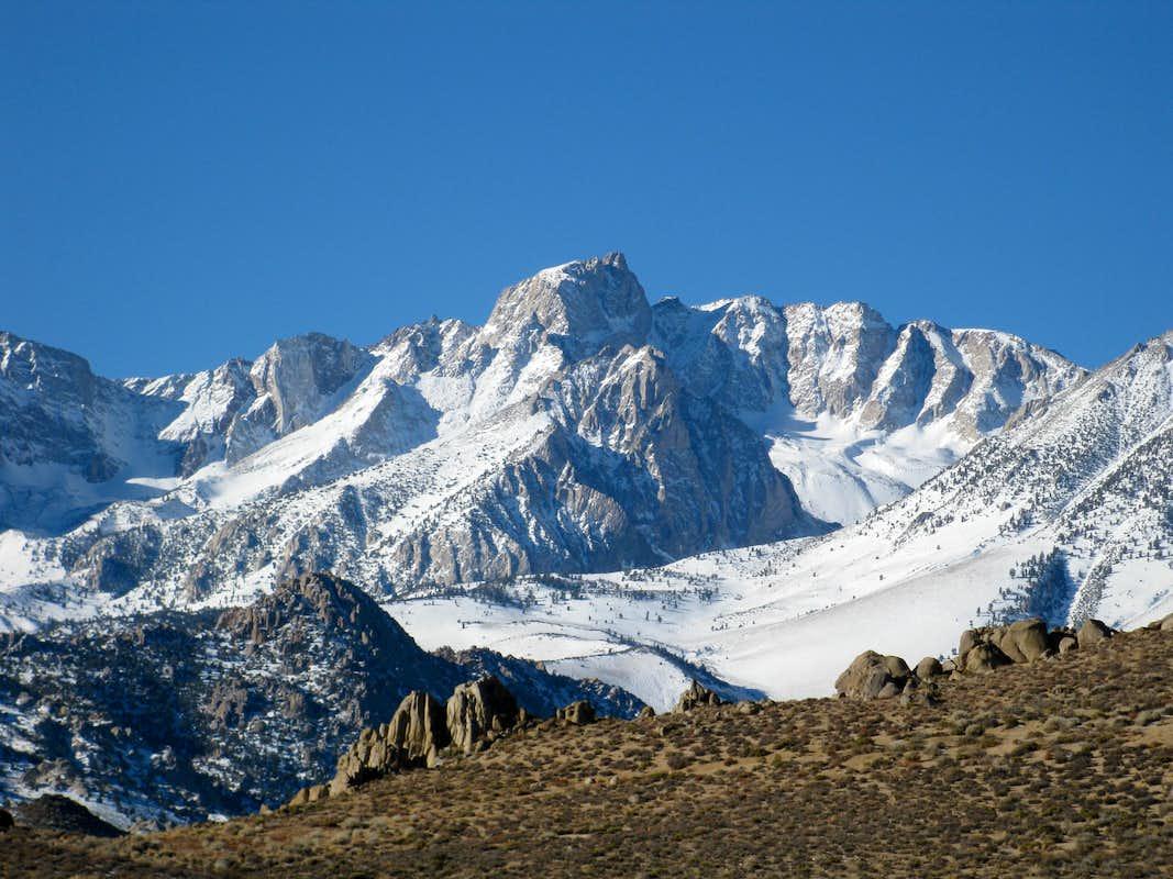Mount Humphreys : Photos, Diagrams & Topos : SummitPost