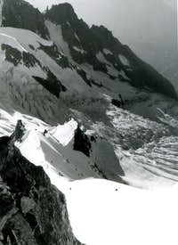 <font color=blue><b>MOUNT BLANC</font></b> EAST BRENVA s FACE