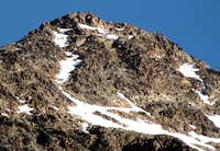 GARIN PEAK (3461m) from East-Southeast