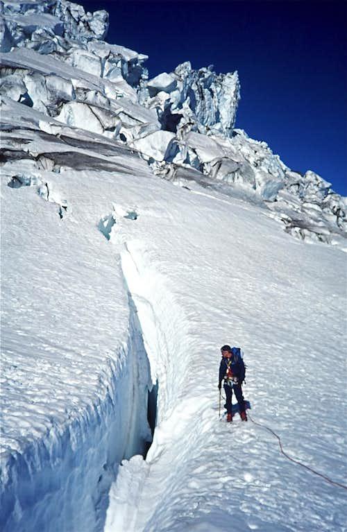 On Carbon Glacier