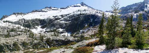 Boulder Creek Lakes basin