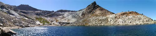 Upper Monarch Lake