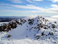 Summit Cairn, Beinn Udlamain