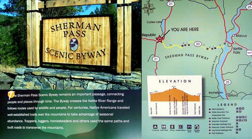 Sherman Pass Scenic Byway