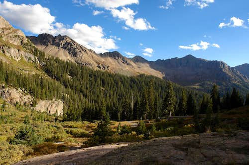 Upper Chicago Basin