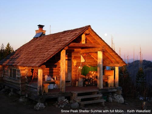 Snow Peak Shelter