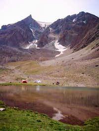 Harze Kooha (4300 m.) and...