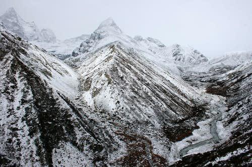 Kyajo Ri, 6.186m