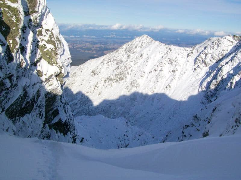 High Tatras - Zawrat