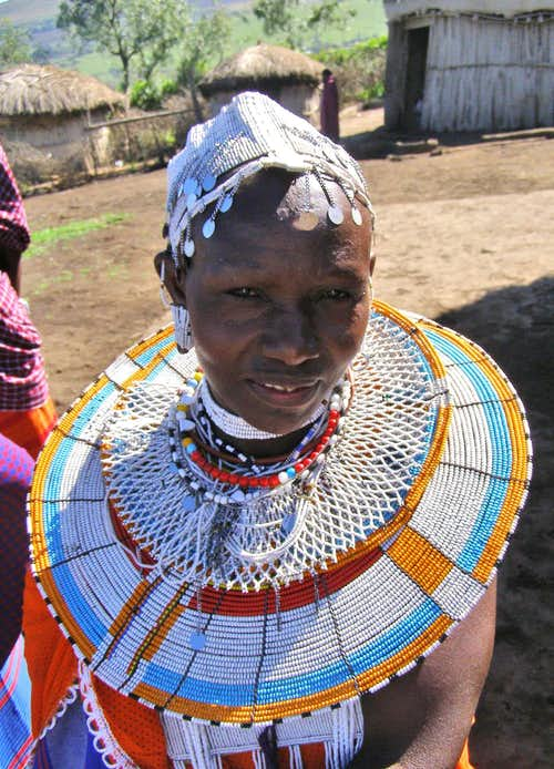 Ilkurot Woman