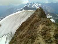 Weisskugel South ridge