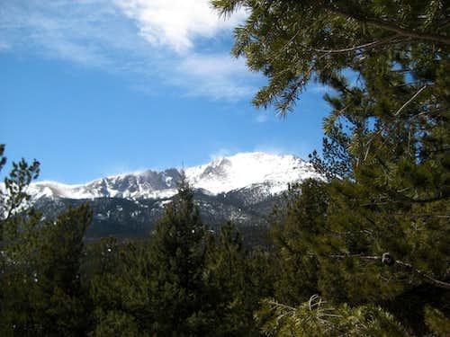 A 'peek' at the Peak
