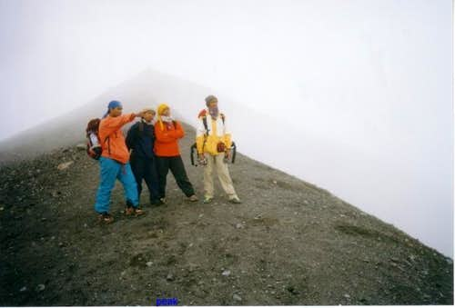 my team climbers