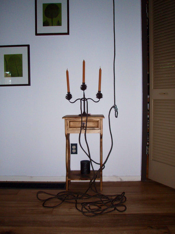 The Candleholder Challenge