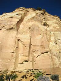 Eagle Canyon Pinnacle -- South Face
